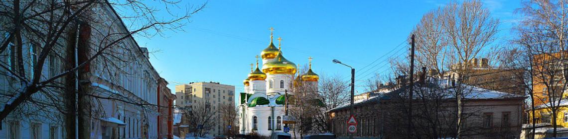 Храм в честь святого преподобного Сергия Радонежского